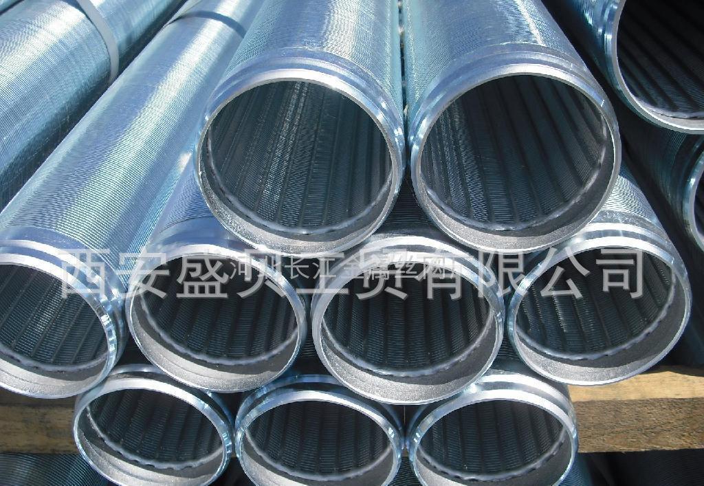 陕西桥式滤水管 西安井管 渭南桥式井管 桥式井管价格