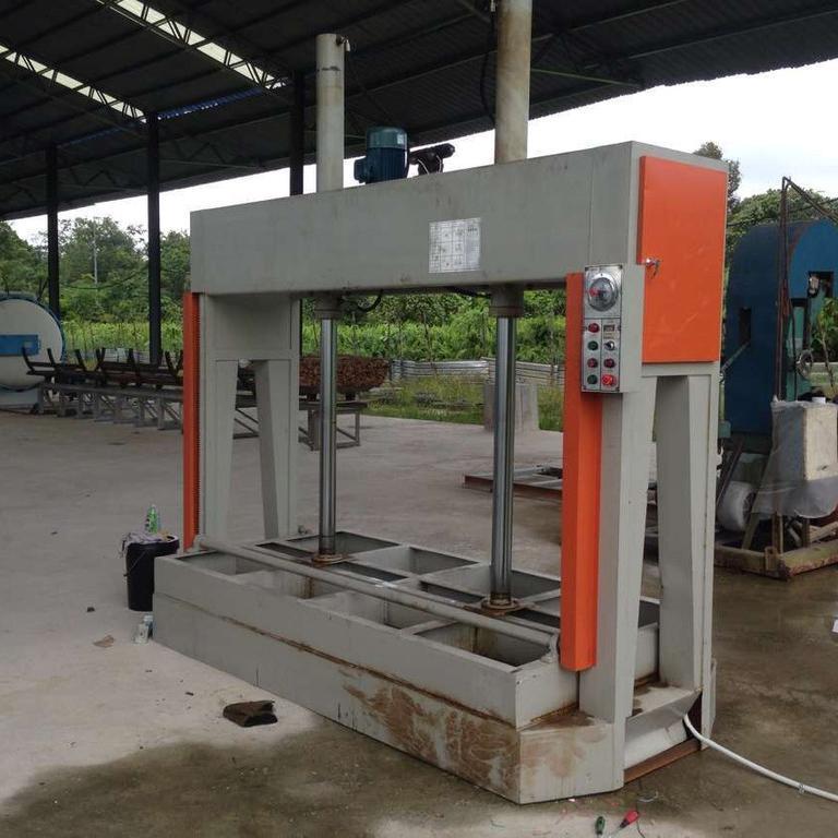 山东厂家直销木工机械 液压式冷压机 板材预压机