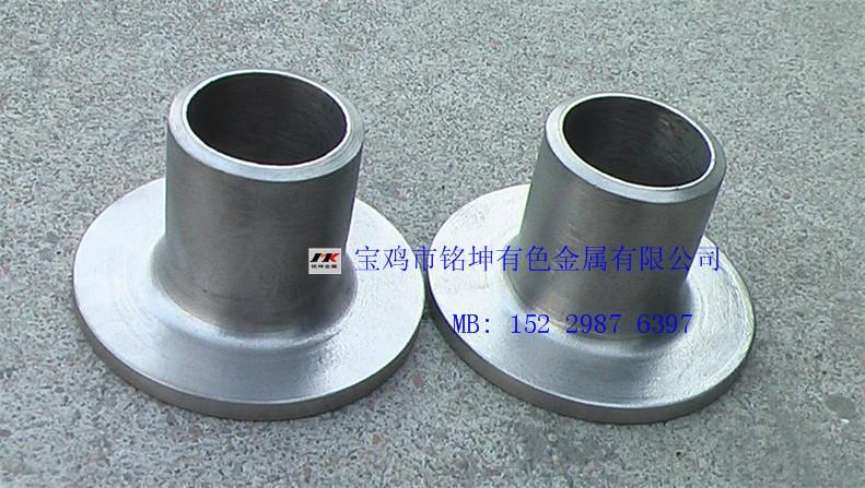 供应铭坤TC4钛合金管件 TC4钛管件