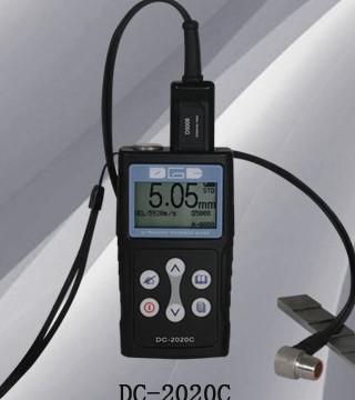 智能型超声波测厚仪DC2020C