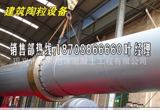 陶粒的用量已占陶粒产量的15%左右