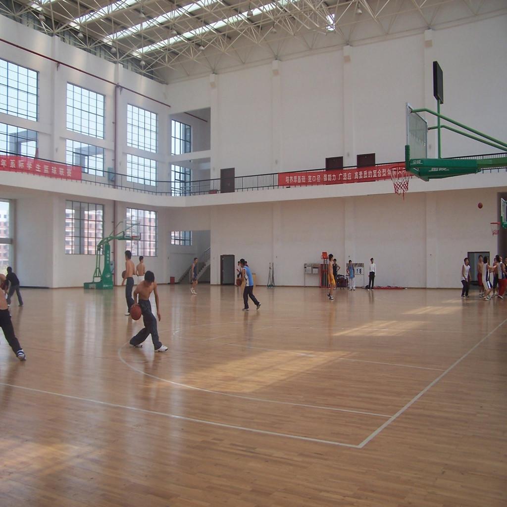 中体奥森   柞木专业运动木地板 运动木地板 乒乓球馆木地板 羽毛球馆木地板 体育木地板 体育馆木地板 篮球场木地板厂家
