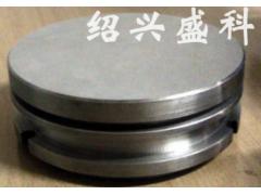 振动磨铬钢磨盘料钵