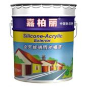 嘉柏丽外墙硅丙面漆 防水抗老化提高光泽度