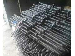西安止水螺杆建筑工程紧固件螺纹钢拉杆穿墙螺丝通丝止水螺杆