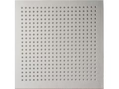 8mm圆白色穿孔吸音石膏板